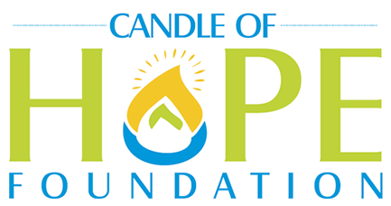 Candle of Hope Foundation (COHF) Retina Logo